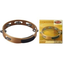 "Stagg TAW081 8"" Single Row Tambourine"