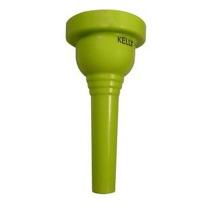 KELLY TB65RG 6.5 AL Radical Green Trombone Mouthpiece