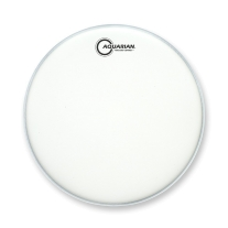 "Aquarian Drumheads TC13 with Satin Finish 13"" Tom Tom/Snare Drum Head"