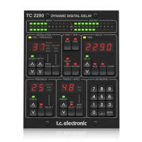TC Electronic TC2290-DT Dynamic Delay Desktop Controller