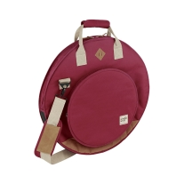 """TAMA Power Pad Disigner Collection Cymbal Bag 22"""" Wine Red"""