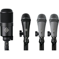 Telefunken DD4 Dynamic Drum Microphone Set