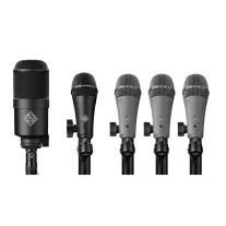 Telefunken DD5 Dynamic Drum Microphone Pack