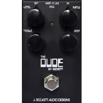 J. Rockett The Dude Dumble Overdrive Clone Pedal