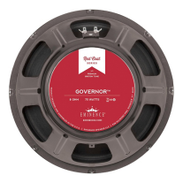 "Eminence The Governor 12"" 75W Guitar Speaker"
