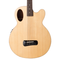 Spector Timbre Acoustic Electric 4 String Bass - Natural