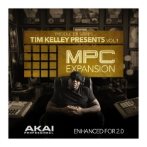 Akai Professional Tim Kelly Presents Vol. 1