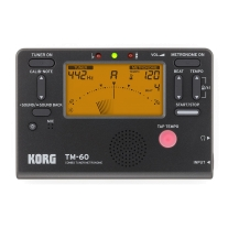 Korg Combo Tuner Metronome (Black)