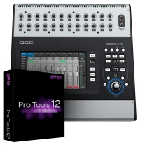 QSC Touchmix 30 Pro with Pro Tools 2018