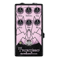EarthQuaker Devices Transmisser Modulated Reverb Effects Pedal