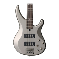 Yamaha TRBX304PWT 4 String Bass in Pewter
