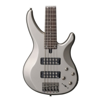 Yamaha TRBX305PWT 5 String Bass in Pewter