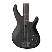 Yamaha TRBX505TBL 5 String Premium Bass in Trans Black