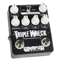 Wampler Triple Wreck High Gain Distortion