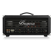 Bugera Trirec Infinium 100W 3-Channel Tube Guitar Amplifier Head