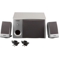 Yamaha TRSM05 Speakers with Subwoofer for The TYROS5 Workstation