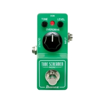 Ibanez MINI TS Tube Screamer Guitar Overdrive Pedal