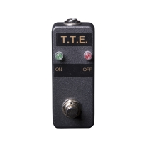 Fulltone TTE Tube Tape Echo Relay Cancel Footswitch