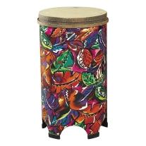 Remo TUBANO®, Pre-Tuned, SKYNDEEP®, FIBERSKYN® Graphic MONDO(TM) Drumhead