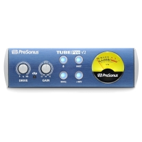 Presonus TubePre V2 Single-Channel Tube Preamplifier and DI Box