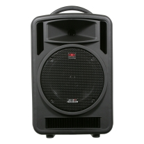 Galaxy Audio AS-TV10 Any Spot Traveler 10 Portable PA Speaker