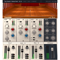 Eventide Tverb Plugin