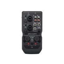 Zoom U-24 Portable USB Handy Audio Interface