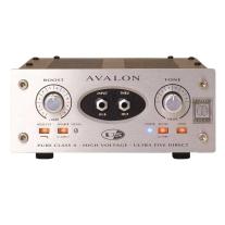 Avalon U5 Single-Channel High Voltage Instrument DI Preamp