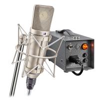 Neumann U67 Set Large-Diaphragm Tube Condenser Microphone