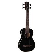 Luna Guitars Uke Bass Acoustic Electric Bass
