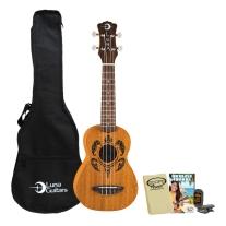 Luna Guitars Honu Soprano (UKE-HONU) Ukulele Kit