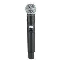Shure ULXD2/SM58-L50 Handheld Wireless Transmitter with SM58 Cardioid Microphone