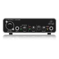 Behringer U-Phoria UMC22 2x2 USB 2 Audio/MIDI Interface