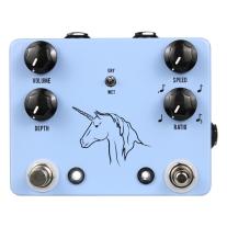 JHS Pedals Unicorn Analog Univibe Photocell Modulator Pedal