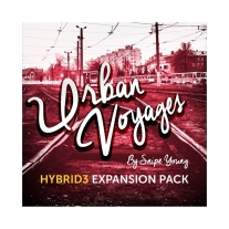 Air Music Technology Urban Voyages By Snipe Young for Hybrid 3