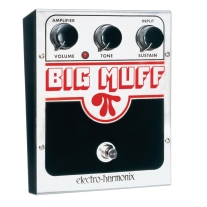 Electro Harmonix Big Muff Pi Distortion Pedal