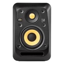 "KRK V4S4 V Series - 85W 4"" Powered Reference Monitor"