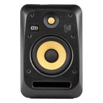 "KRK V6S4 V Series - 155W 6.5"" Powered Reference Monitor"