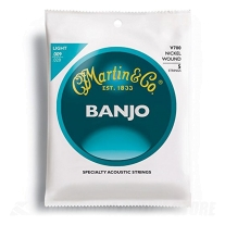 Martin V700 Vega Light Banjo Strings