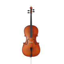 Yamaha VC3S44 Full Size 4/4 Student Cello Outfit
