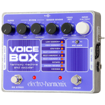 Electro Harmonix Voicebox Harmony Machine and Decoder