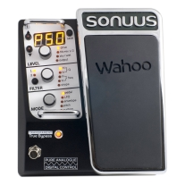 SONUUS Wahoo Analog Multi-Effects Pedal with Digital Control
