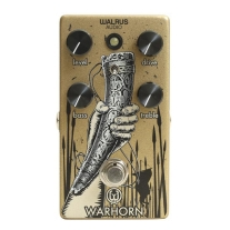 Walrus Audio Warhorn Mid-Range Overdrive Pedal