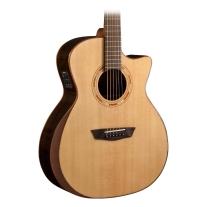 Washburn Comfort Series WCG20SCE Acoustic-Electric Guitar - Natural