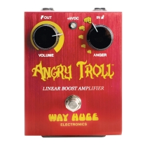 Way Huge Angry Troll MK2 Linear Boost Amplifier Pedal
