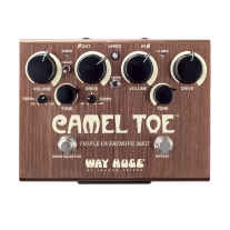 Way Huge Dunlop WHE209 Camel Toe Limited Edition Overdrive Pedal
