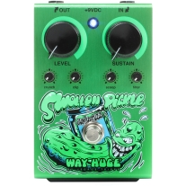 Way Huge Swollen Pickle Jumbo Fuzz Pedal Dirty Donny Edition
