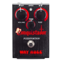 Way Huge WHE406 Conquistador Fuzzstortion Pedal