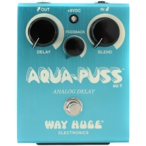 Way Huge Aqua Puss MK2 Analog Delay Pedal