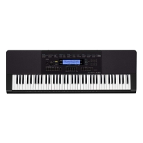 Casio WK-245 76-Key Touch-Sensitive Keyboard with Power Supply